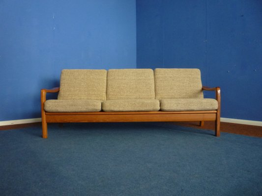Strange Teak Daybed Or Sofa By Juul Kristensen 1960S Alphanode Cool Chair Designs And Ideas Alphanodeonline