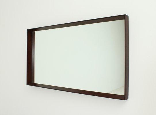 Specchio da parete rettangolare, Danimarca, anni \'60 in vendita su ...