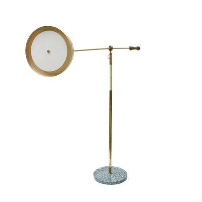 SARFATTI FLOOR LAMP! Raymor Mid Century