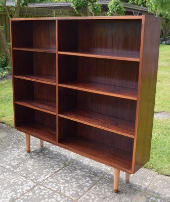 Danish Rosewood Bookshelf From Viby Mbelfabrik 1960s 2