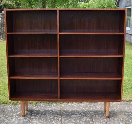 Danish Rosewood Bookshelf From Viby Mbelfabrik 1960s 1