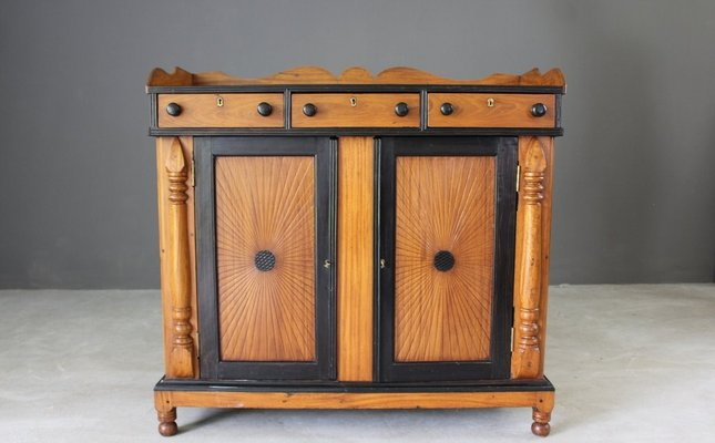 Edwardian (1901-1910) Antique Satinwood Dresser Other Antique Furniture