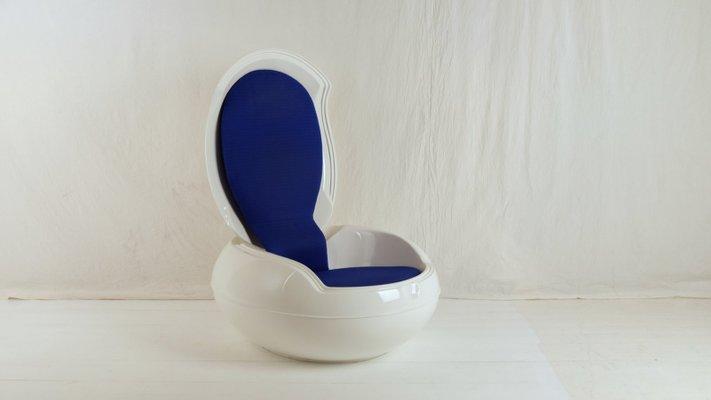 Garten Egg Chair Von Peter Ghyczy, 1960er 1