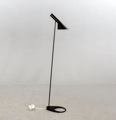 new products 92051 ea608 Vintage AJ Visor Floor Lamp by Arne Jacobsen for Louis Poulsen