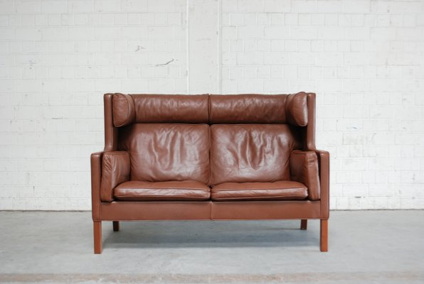 Vintage 2192 Coupe Sofa By Borge Mogensen For Fredericia 1