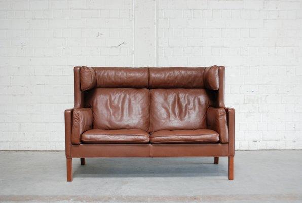 Wondrous Vintage 2192 Coupe Sofa By Borge Mogensen For Fredericia Creativecarmelina Interior Chair Design Creativecarmelinacom