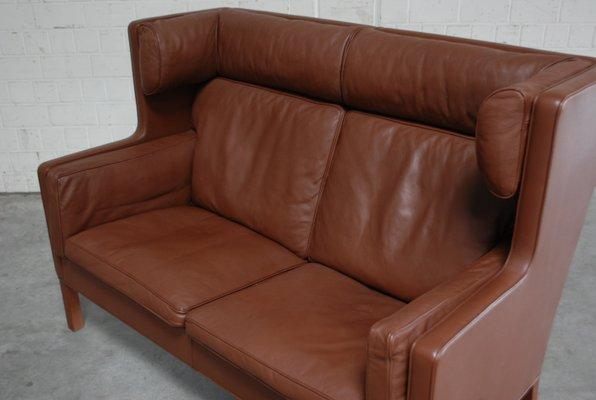 Miraculous Vintage 2192 Coupe Sofa By Borge Mogensen For Fredericia Creativecarmelina Interior Chair Design Creativecarmelinacom