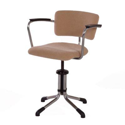 354 Swivel Desk Chair By Willem Hendrik Gispen For Gispen, 1930s 1