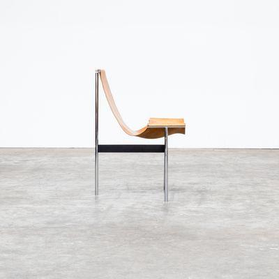 Fabulous T Chair 3Lc By Douglas Kelly Ross Littell William Katavolos For Laverne International 1952 Creativecarmelina Interior Chair Design Creativecarmelinacom