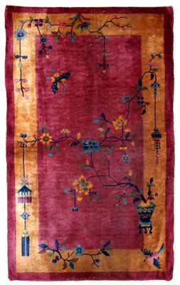 2d7926ef9269 Chinese Art Deco Rug