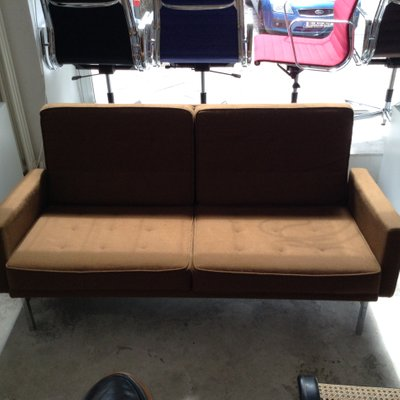 2 Seater Sofa By Florence Knoll 1960s 1