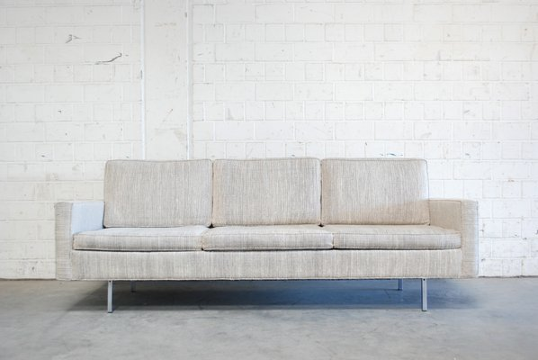 Model 25 BC Sofa By Florence Knoll For Knoll International, 1950s 1