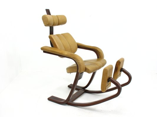 Vintage Duo Balance Chair by Peter Opsvik for Stokke 1  sc 1 st  Pamono & Vintage Duo Balance Chair by Peter Opsvik for Stokke for sale at Pamono