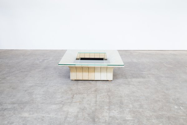 Gl Leather Coffee Table From Poltrona Frau