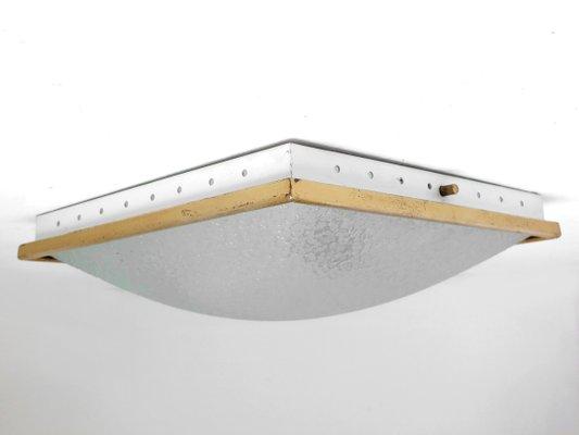 Lampada da parete o da soffitto di fontana arte anni 50 in vendita