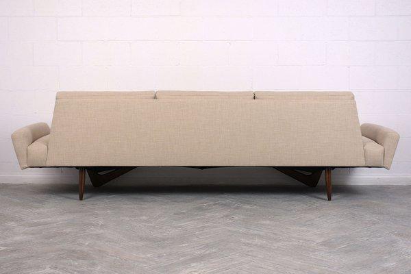 Fine Mid Century Gondola Sofa By Adrian Pearsall 1960S Creativecarmelina Interior Chair Design Creativecarmelinacom