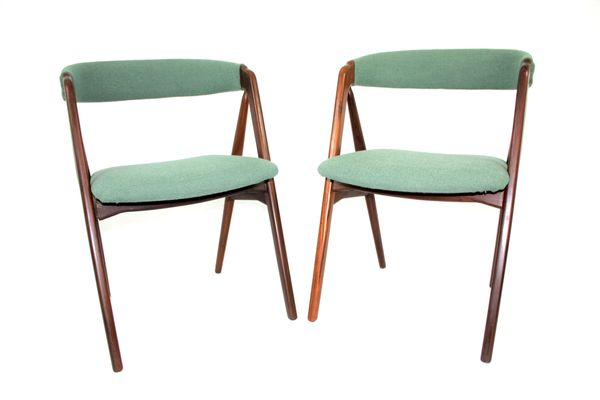 Danish Chairs by Kai Kristiansen for Schou Andersen, 1960s, Set of on travel trailer home, 1960s hangouts, 1960s house, 1960s windows, 1960s clothing, interiors 1960s home, 1960s rv, 1960s black groups, 1960s memphis home, retro home, 1960s colors, 1960s contemporary home designs, 1960s boat, 1960s bicycles, 1960s split foyer home, 1960s movie camera, old world interiors home, remodeling 1970 ranch style home,