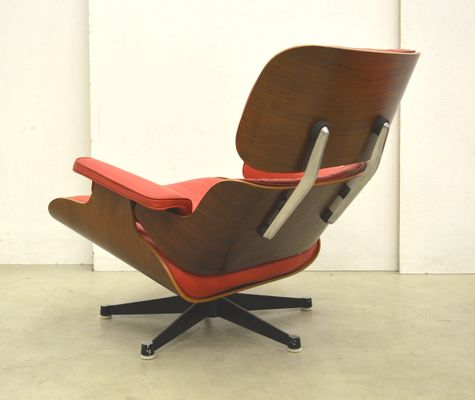 Lounge Chair U0026 Ottoman By Ray U0026 Charles Eames For Herman Miller, ...