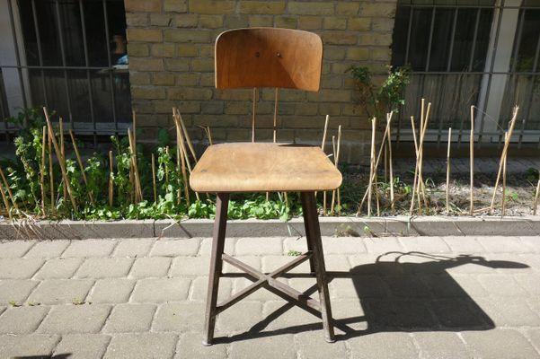 Vintage Desk Chair from Bemefa, 1960s 1 - Vintage Desk Chair From Bemefa, 1960s For Sale At Pamono