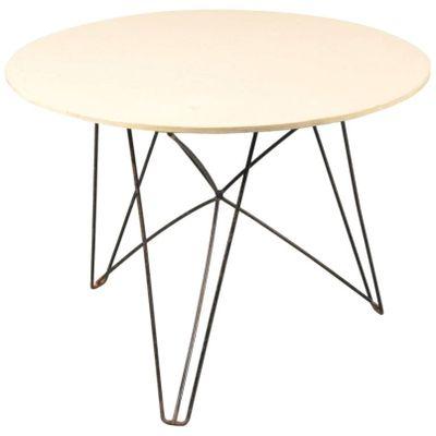 Side Table Nieuw.Model Ijhorst Coffee Table By Constant Nieuwenhuijs For T Spectrum 1953