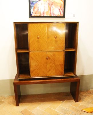 Italian Bar Furniture Intended Italian Bar Cabinet From Casalini Faenza 1940s For Sale At Pamono