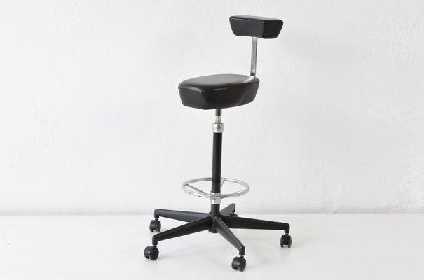 Drehstühle & -sessel Aufstrebend Schreibtischstuhl Leder Sitzmöbel
