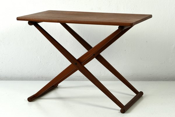 Small Folding Table From J C Andersen 1960s