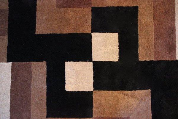 20c14680ed Tappeto di lana di Sonia Delaunay, anni '20 in vendita su Pamono