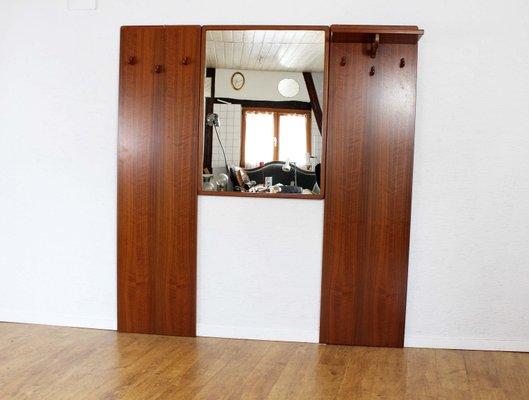 Appendiabiti Con Specchio.Appendiabiti Vintage In Teak Con Specchio Anni 60 In Vendita Su Pamono