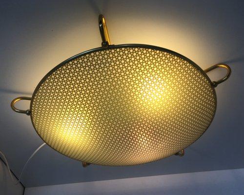 Lampada da soffitto modello nr. 70 vintage di erco in vendita su pamono