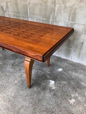 Grande Table De Salle A Manger Art Deco Tables Decor De