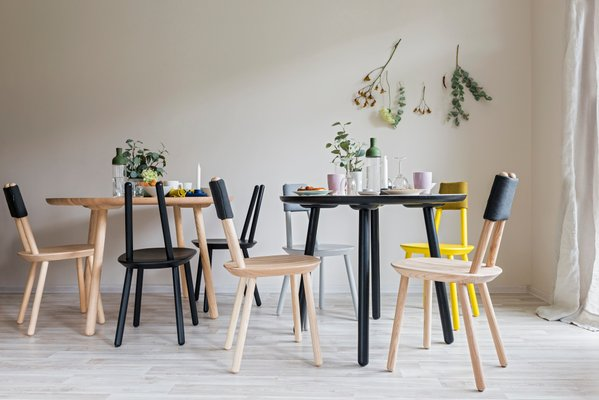 Astounding Naive Ash Dining Table By Etc Etc For Emko Download Free Architecture Designs Rallybritishbridgeorg