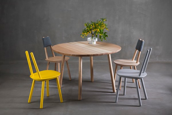 Pleasant Naive Ash Dining Table By Etc Etc For Emko Download Free Architecture Designs Rallybritishbridgeorg