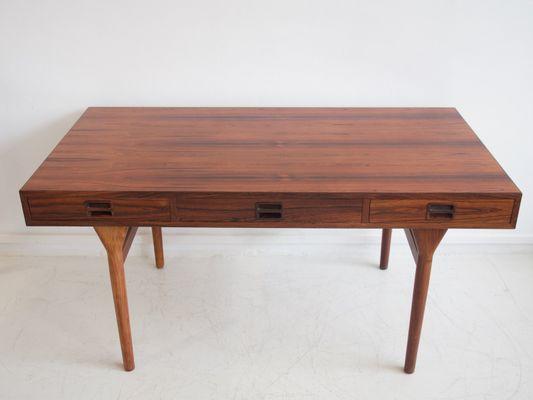 Vintage Writing Table By Nanna Ditzel For Soren Willadsen Mobelfabrik 2