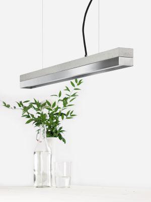 C2 Stainless Steel Pendant Light By Stefan Gant For Gantlights