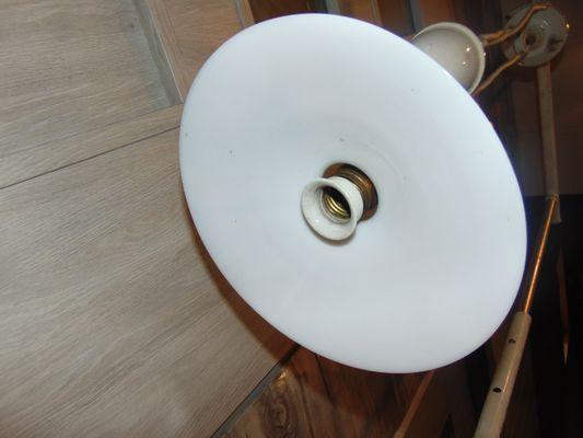 Lampada da cucina antica a contrappeso in vendita su Pamono