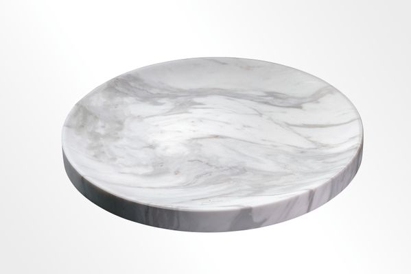 Iris Marble Tray By Faye Tsakalides For White Cubes For Sale At Pamono