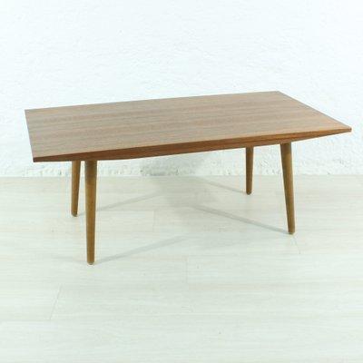 En Teck1950s Basse Scandinave Table 9EHI2DW