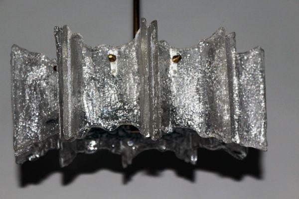 Kronleuchter Klein Quartz ~ Vintage dispersionsglas kronleuchter von stölzle er bei