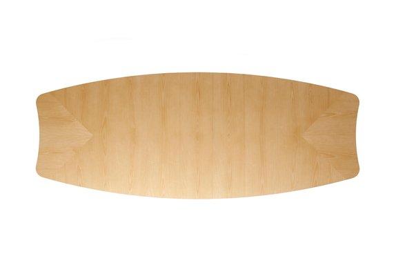 Ripiani In Legno Per Tavoli : Tavolo gaulino con ripiano in legno di oscar tusquets blanca per