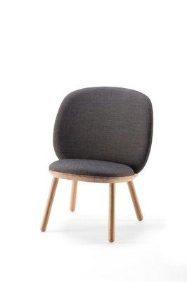 Naïve Low Chair In Grey By Etc.etc. For Emko 1