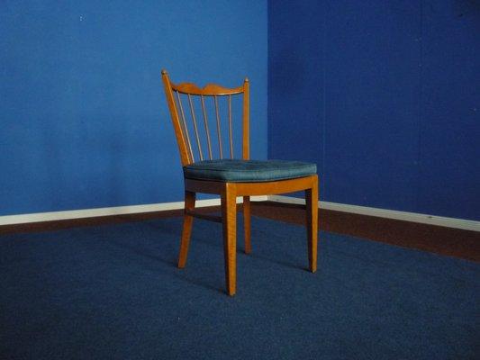 Sedie In Legno Ciliegio.Sedie In Legno Di Ciliegio Di Schildknecht 1956 Set Di 8 In