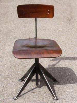 Bureau Par De Prouvé Vintage Jean Chaise wXuOPZTki