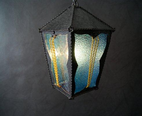 Lampadario ferro battuto e vetro lampadari ferro battuto annunci