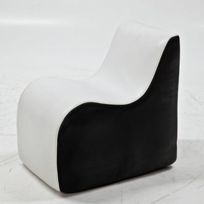 Italienische Chaise Lounge Mid Century Mit Stuhl 2