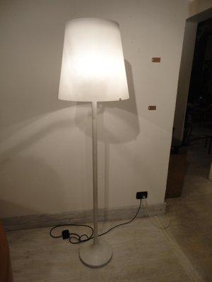 586b474dfa6 Italian Lumen 2482 Floor Lamp by Max Ingrand for Fontana Arte