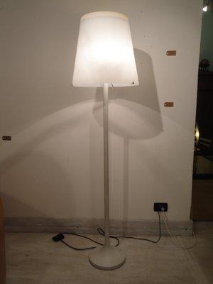 Italienische Lumen 2482 Stehlampe von Max Ingrand für Fontana Arte, 1954