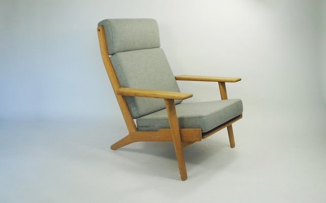 Fine Ge290 Lounge Chair By Hans Wegner For Getama 1950S Caraccident5 Cool Chair Designs And Ideas Caraccident5Info