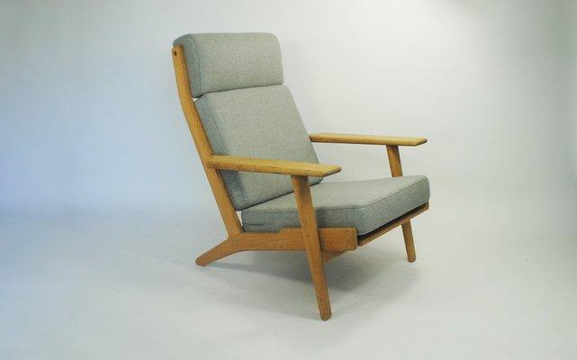 Wegner Sessel ge290 sessel von hans wegner für getama, 1950er bei pamono kaufen