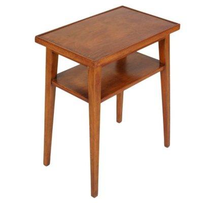 Vintage Cherrywood Side Table 1935 1